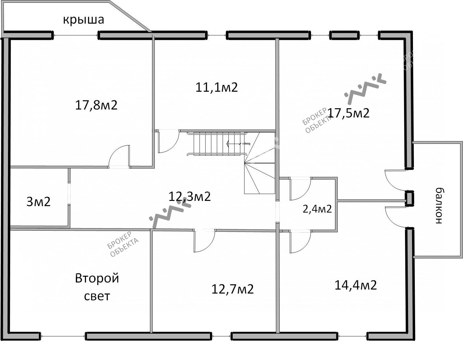 Планировка Черная Речка мкр.. Лот № 3388691
