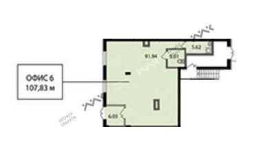 Планировка Пионерская ул., д.53. Лот № 1112818