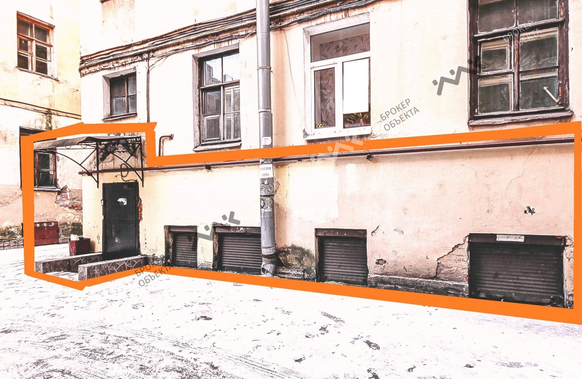 Планировка 6-я Советская ул., д.8. Лот № 2924018