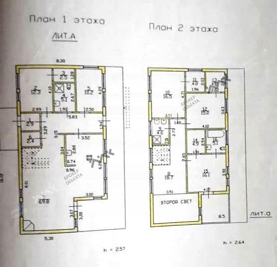 Планировка Лисий Нос пос.. Лот № 4655976