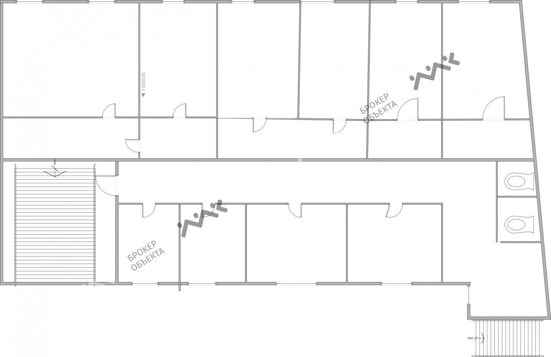 Планировка Невский проспект, д.132. Лот № 1356144