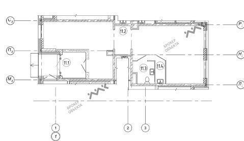 Планировка Красуцкого ул., д.5. Лот № 1489215