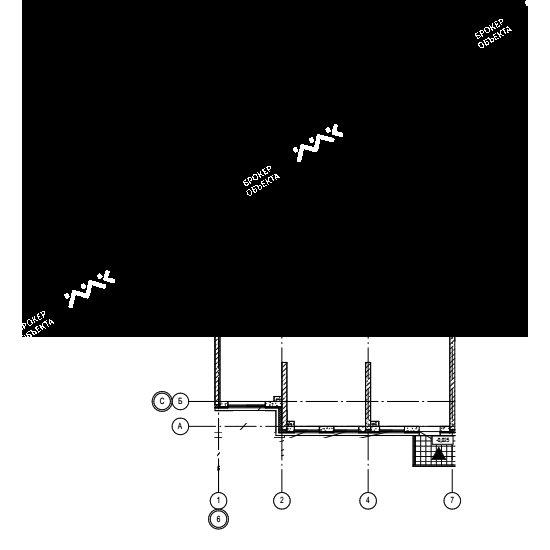 Планировка Маршала Блюхера пр., д.7. Лот № 1668444