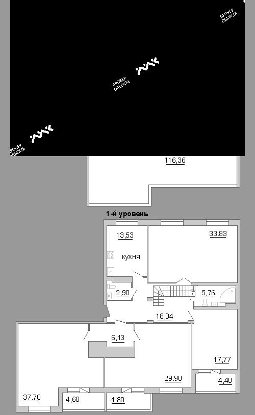 Планировка Пионерская пл., д.50. Лот № f3267822