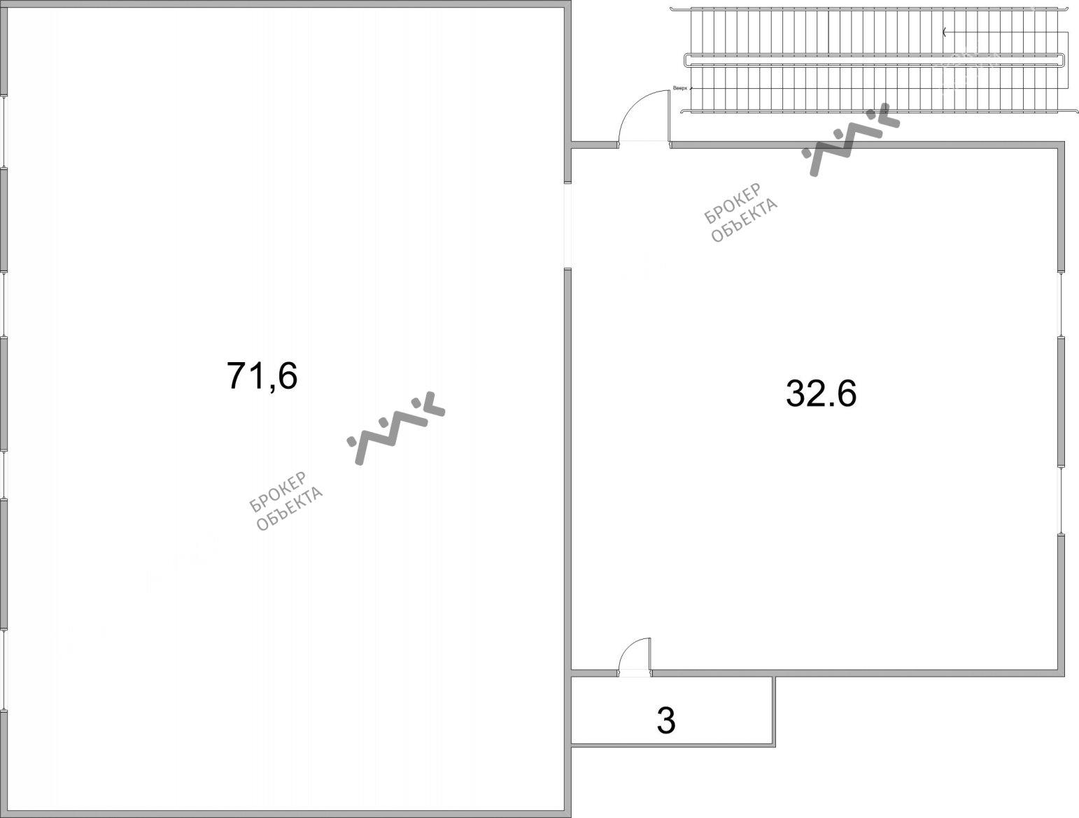 Планировка Невский проспект, д.64. Лот № 1380647