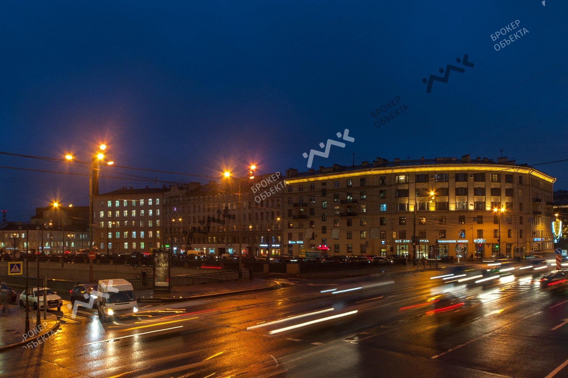 Планировка Московский проспект, д.63. Лот № 25799607