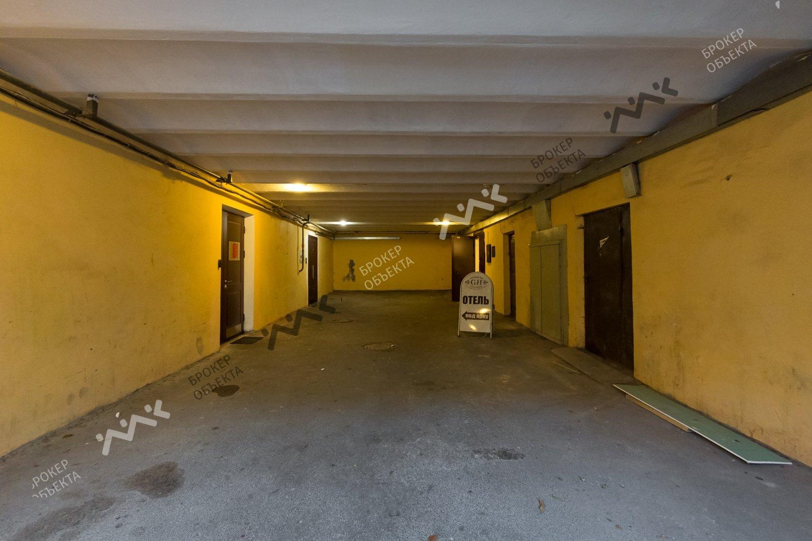 Планировка Итальянская ул., д.14. Лот № 758336