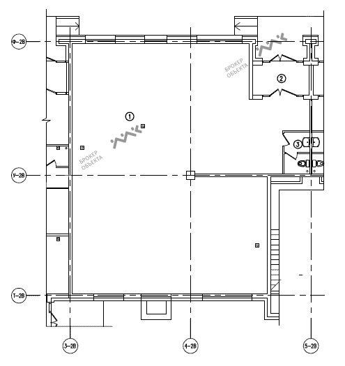 Планировка Кременчугская ул., д.13, к.2. Лот № 1088141