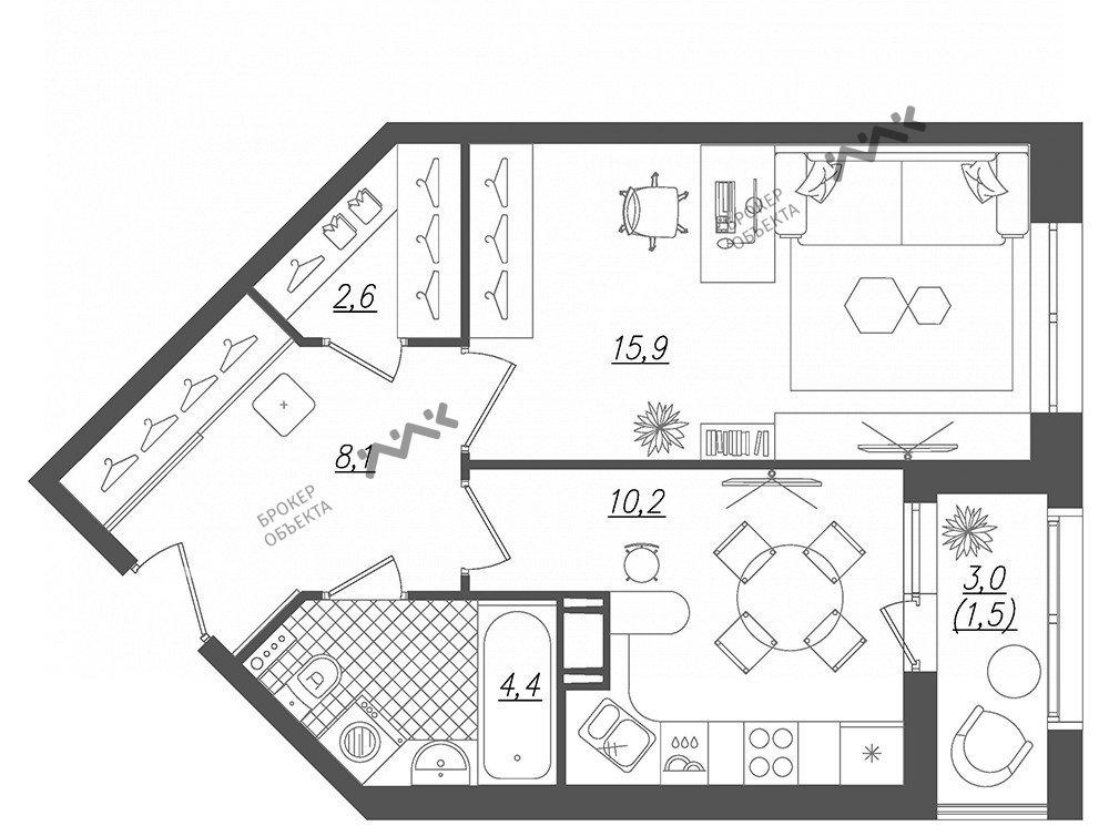Квартал «Галактика»
