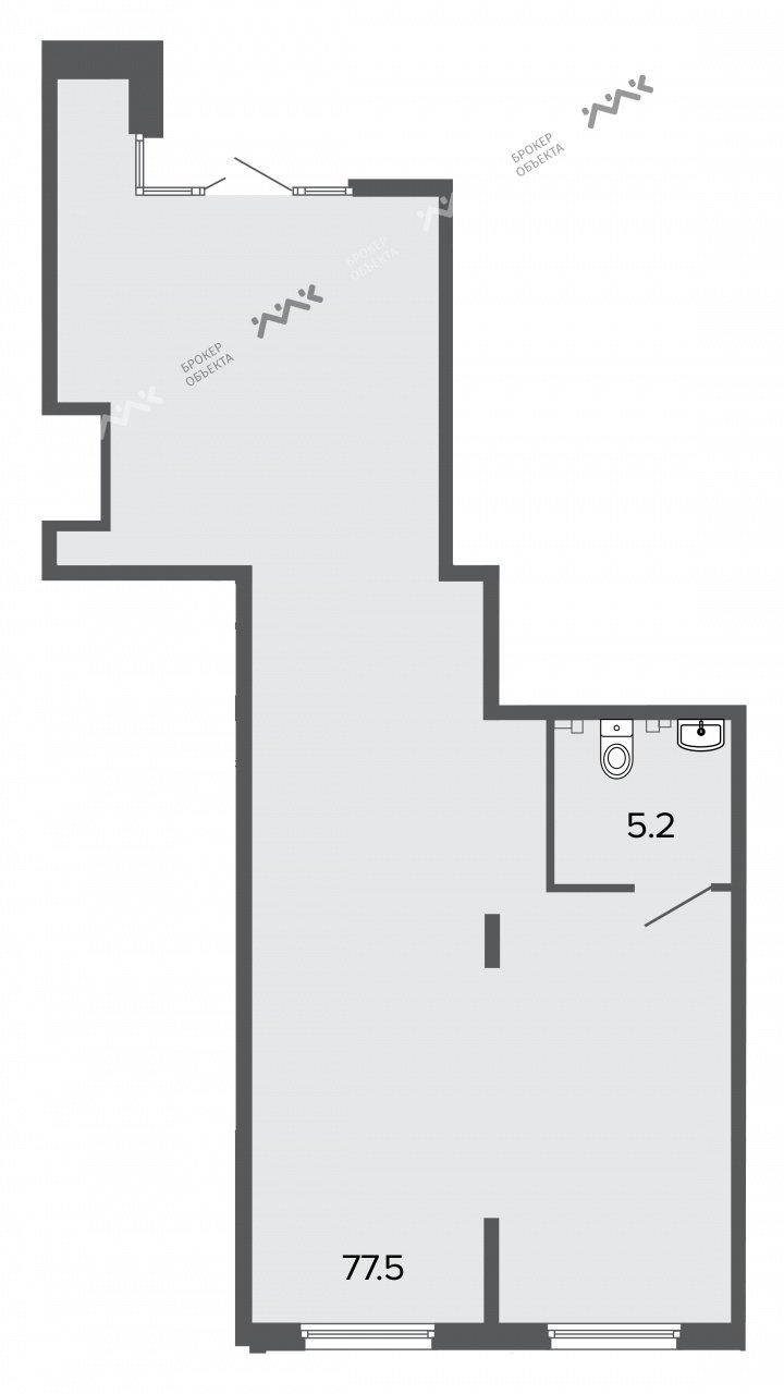 Планировка Красноармейская 11-я ул., д.11. Лот № 11674816
